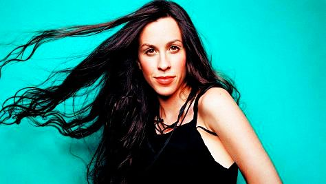 Rock: Alanis Morissette at Woodstock, 1999