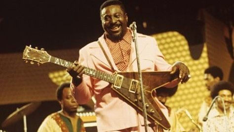 Blues: Video: Albert King at the Fillmore East