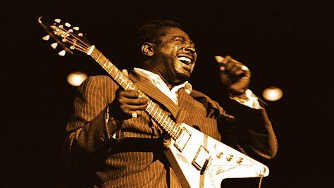 Blues: Albert King's Mighty Bluespower