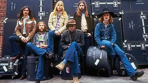 Rock: Allman Brothers in Fillmore East Finale