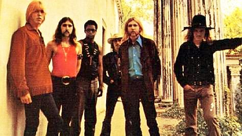 Rock: Allman Brothers at Fillmore East