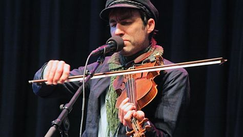Indie: Andrew Bird's Engaging Tunes