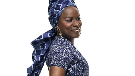 Rock: Angelique Kidjo Conjures the Spirit of Jimi
