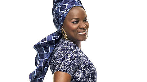 Folk & Bluegrass: Angelique Kidjo at Newport, 2006
