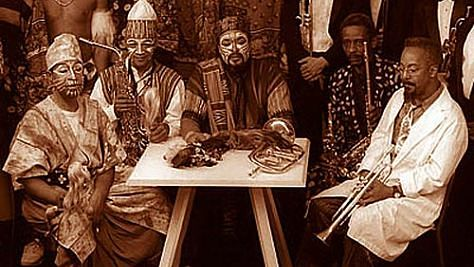 Great American: Art Ensemble of Chicago in San Francisco