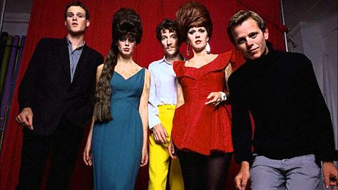 Rock: New From the Vault: B-52's at Berklee