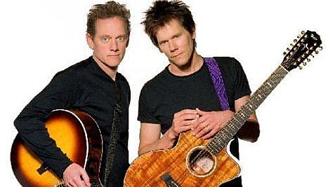 Indie: The Bacon Brothers at Paste Studios
