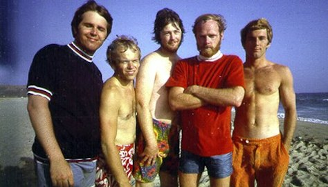 Rock: Surf's Up With the Beach Boys