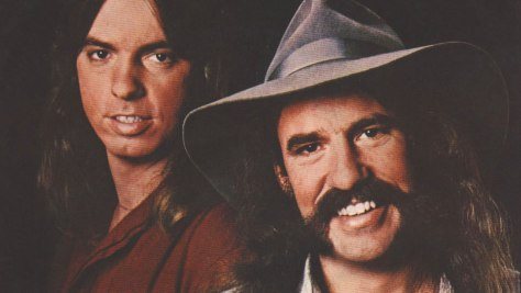 Country: The Bellamy Brothers at the Lone Star