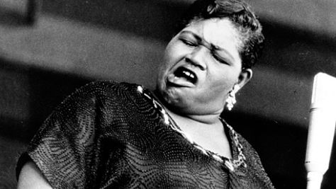 Blues: Big Mama Thornton's Downhome Blues