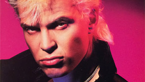Rock: Billy Idol's Debut at Malibu