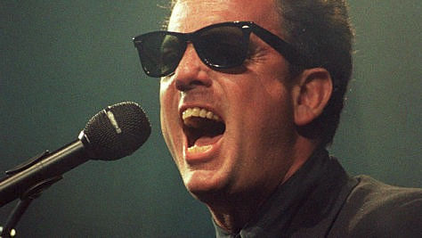 Rock: Billy Joel at Yankee Stadium, 1990