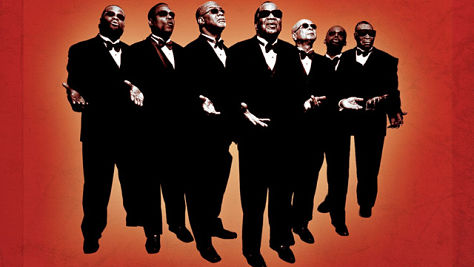 Folk & Bluegrass: Five Blind Boys of Alabama's Sanctified Soul