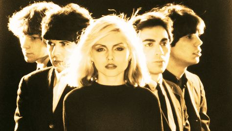 Rock: Video: Blondie in Asbury Park, 1979
