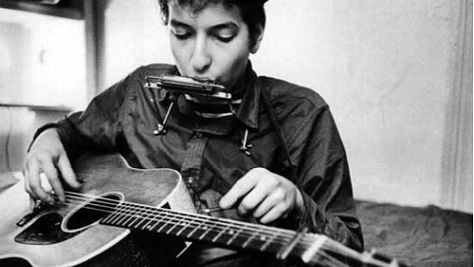 Folk & Bluegrass: Unadulterated Bob Dylan