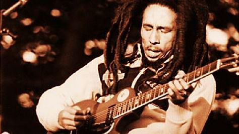 Rock: Bob Marley & the Wailers at Paul's Mall
