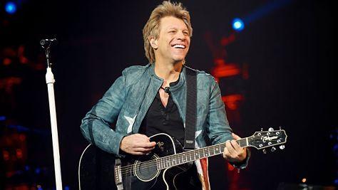 Rock: A Jon Bon Jovi Birthday Playlist