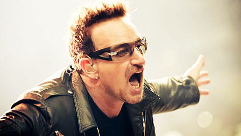 Rock: Happy Birthday, Bono!
