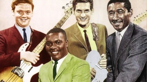 Rock: Groovin' With Booker T. & The M.G.'s