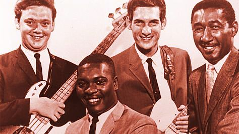 Rock: Booker T. & the MG's at the Bottom Line