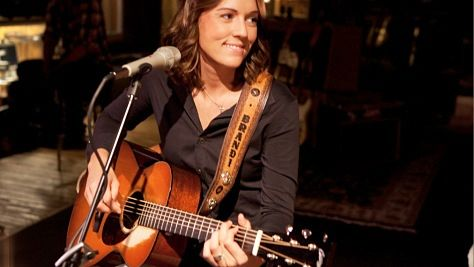 Folk & Bluegrass: Brandi Carlile at the Paste Offices