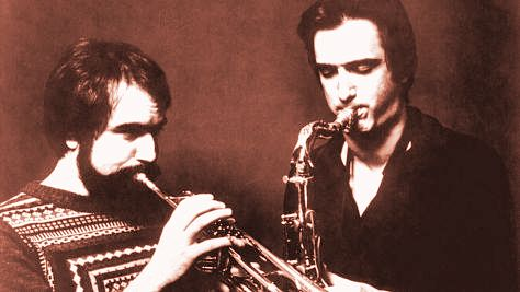 Jazz: Two Eras of the Brecker Brothers