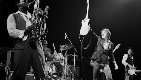 Rock: Bruce Springsteen Steals the Show, 1973