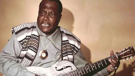 Blues: B.B.'s Inspiring Cousin