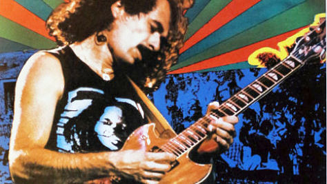 Rock: Video: Santana at Golden Gate Park