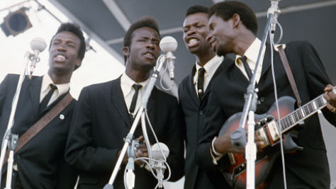 Folk & Bluegrass: The Chambers Brothers at the Ash Grove