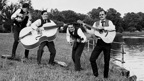 Newport Folk: Bluegrass Meets The Beatles
