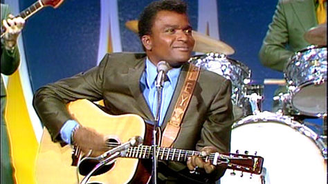 Country: Charley Pride in West Virginia, '85