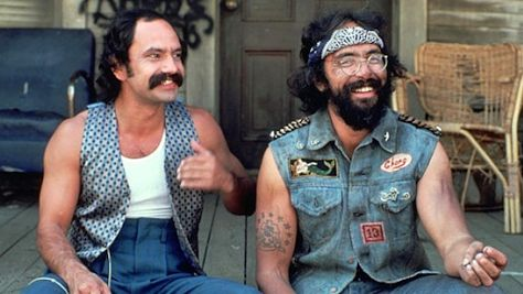 Comedy: Cheech and Chong Light Up the Bowl