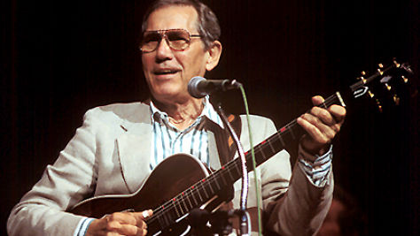 Country: Chet 'Mr. Guitar' Atkins in Nashville