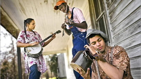 Folk & Bluegrass: Video: Carolina Chocolate Drops