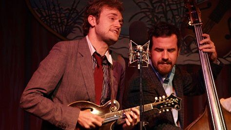 Folk & Bluegrass: A Chris Thile Birthday Playlist
