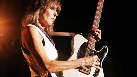 Interviews: Chrissie Hynde holds forth