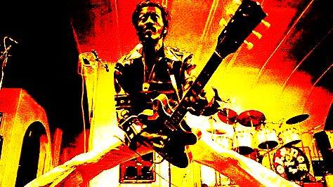 Rock: Chuck Berry at Winterland, 1967