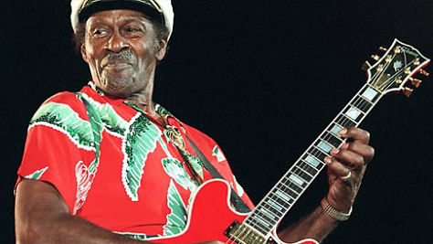 Rock: Everybody Loves Chuck Berry!