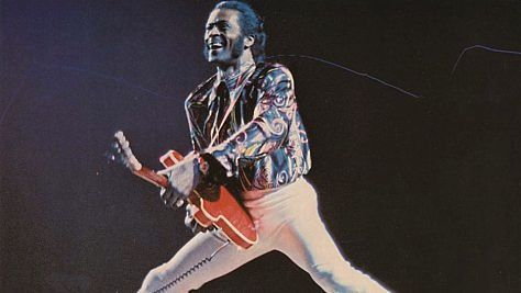 Rock: Chuck Berry Rocks Hofstra University