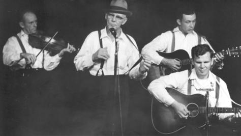 Folk & Bluegrass: Vault History: Clarence Ashley & Doc Watson