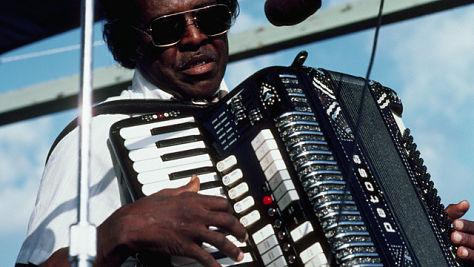 Folk & Bluegrass: New Release: Clifton Chenier in NOLA
