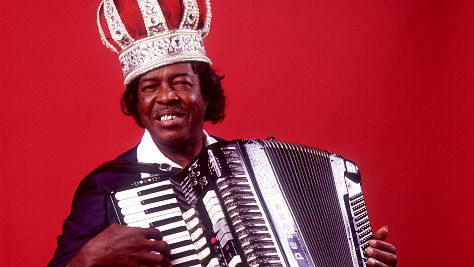 Folk & Bluegrass: Clifton Chenier in New Orleans