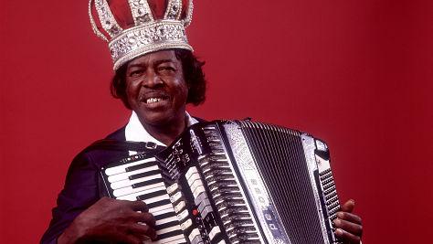Newport Jazz: A Birthday Salute to Clifton Chenier
