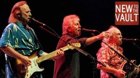 Folk & Bluegrass: New Video: Crosby, Stills, Nash and... Kantner?