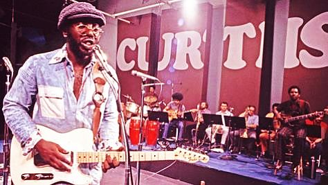 Rock: Curtis Mayfield's Soul Concept Album