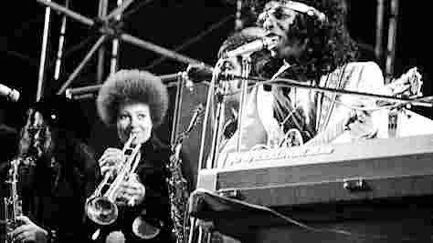 Rock: Sly & the Family Stone at the Fillmore East