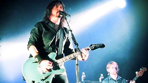 Tramps: Foo Fighters' Debut