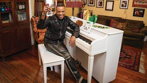 Rock: Davell Crawford's Gospel-Fueled R&B