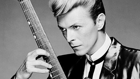Rock: Bowie's Grammy Sweep